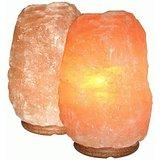 Lámpara de sal de roca del Himalaya