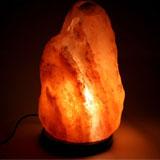 Lámpara-sal-Sal de roca-Himalaya-8-10-kg