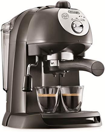 DeLonghi Espresso con bomba