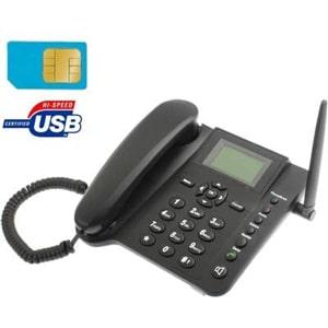 Teléfono fijo Nexoo para personas mayores con SIM