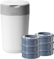 Tommee Tippee Twist & Click con 6 recambios
